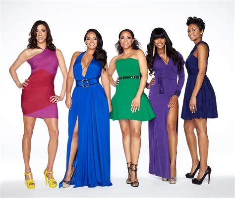 basketball wives la new cast members basketball wives la season 5 cast photos with tasha marbury