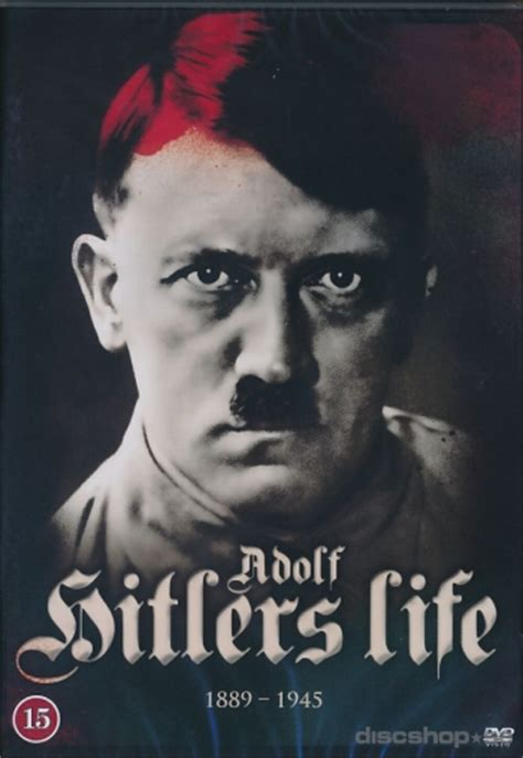 biography of adolf hitler s life adolf hitlers life dvd discshop se
