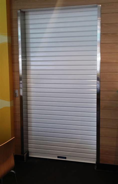 Interior Door Shutters Series 1 Aluminium Roller Shutter Mirage Doors