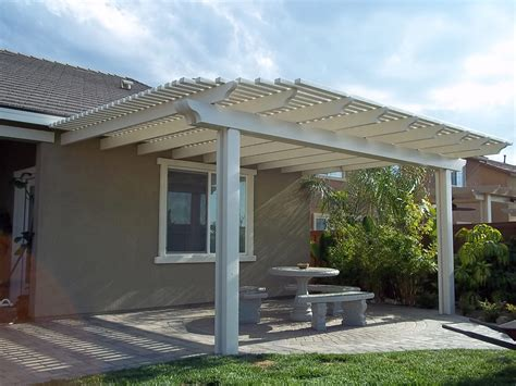 Weatherwood® Phoenix Lattice Patio Covers   Duralum