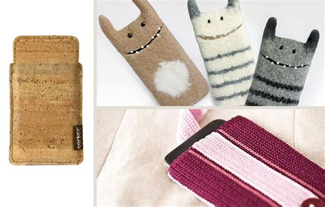 Handcrafted Phone Cases - personal shopper ethical phone cases