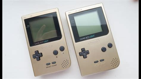 gameboy color mods let s mod gameboy pocket to gameboy light