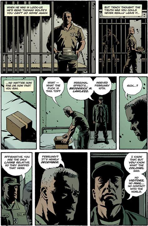 criminals volume 1 one trick exclusive comics excerpt lawless vulture
