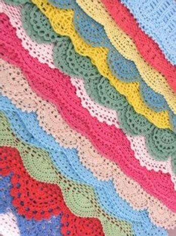 bordure en crochet pour armoire 1001 bordures 3 petites mailles