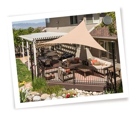 backyard awning shade sugarhouse awning tension structures shade sails
