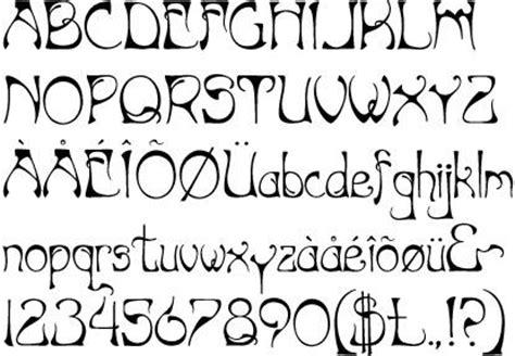 imagenes perronas goticas letras para tatuajes de nombres vix
