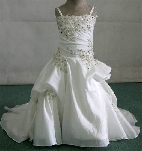 Wedding Dresses For Babies by Wedding Dresses Used For Babies Cheap Wedding Dresses