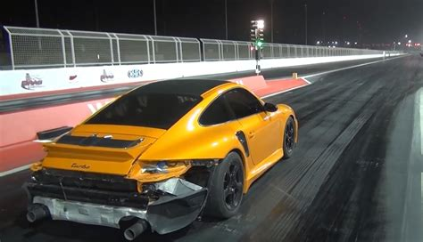 which porsche is the fastest this stripped is the fastest porsche 911 in
