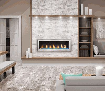 linear fireplace with tv above 25 best ideas about linear fireplace on