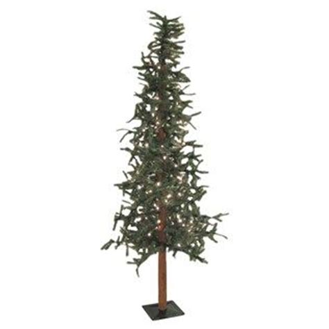 6 alpine christmas tree with lights shop hobby lobby