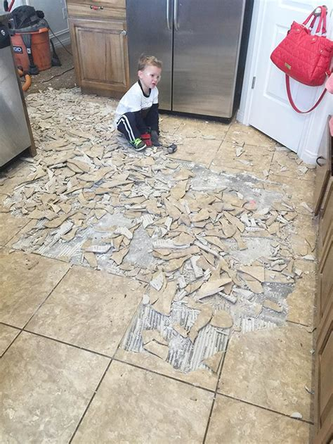 how to remove tile flooring yourself with tips and tricks
