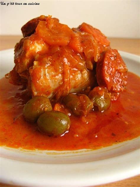 cuisiner des paupiettes de veau au four paupiettes de veau aux olives carottes et chorizo