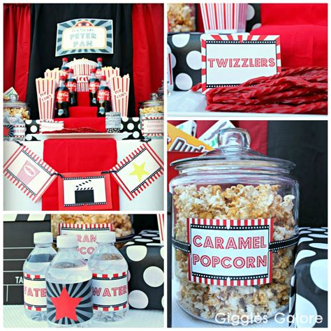 Backyard Movie Night Invitations Outdoor Movie Night Party Amp Giveaway