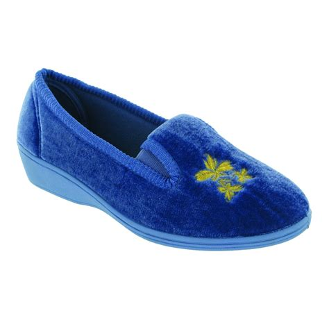 indoor slippers mirak hetty womens classic indoor house slipper