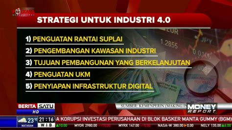 Mba Indonesia Meaning by 10 Strategi Roadmap Indonesia 4 0