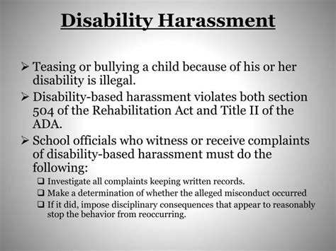 harassment section 2 ppt affirmative action training powerpoint presentation