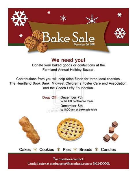 bake sale flyer template 1000 ideas about bake sale flyer on bake sale