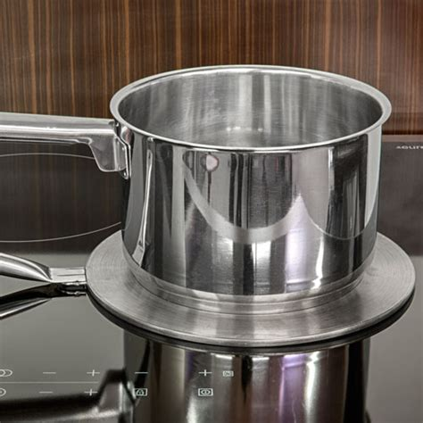 what pots to use on induction cooktop induction interface disc appliance pro
