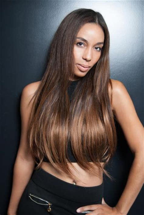 what color is closest to bellami 1c balayage 160g 20 quot ombre mochachino brown chocolate brown