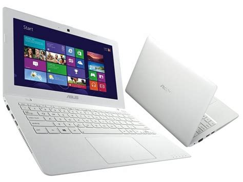 Asus Laptop Screen Goes White asus 11 6 quot touchscreen laptop white
