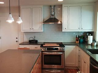 Cabinet Refacing Portland Oregon by Portland Painting Contractor Professional Residential