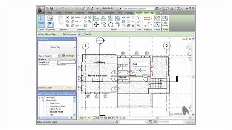 revit room tutorial autodesk revit tutorial rooms youtube