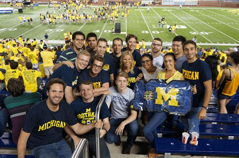 Michigan Ross Mba Alumni by Exchange At Ross Michigan Ross