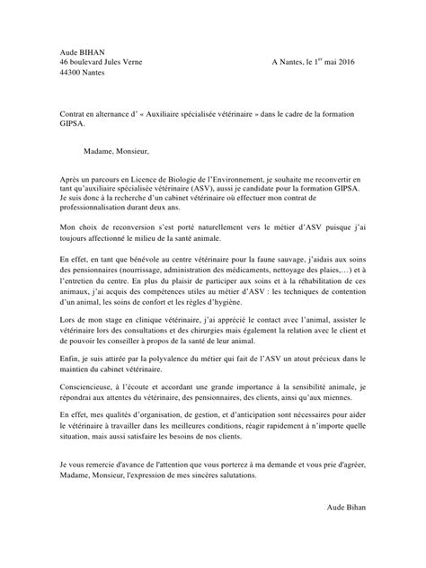 Lettre De Motivation De Webmaster Lettre De Motivation Bihan Gipsa Pdf Par Aude Bihan Fichier Pdf