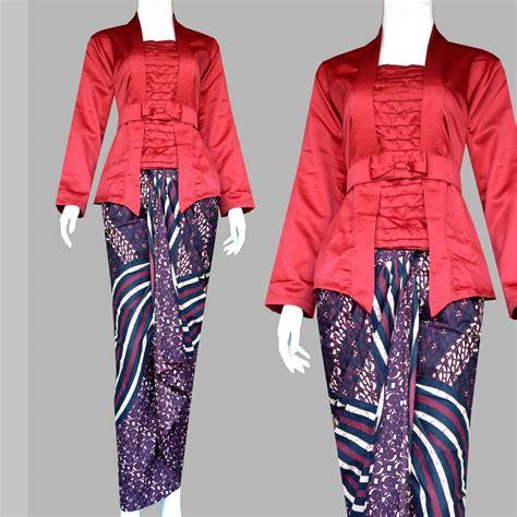 Model Baju Baru ッ 21 model baju batik kutu baru modern untuk wanita trendy kekinian