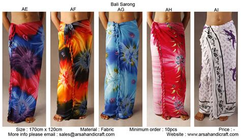 Sarung Rangrang Bali sarung bali dewata souvenirs
