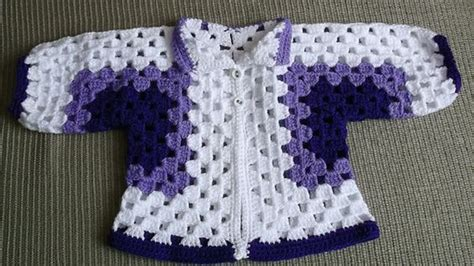knit pattern hexagon sweater craft passions crochet hexagon baby cardigan free