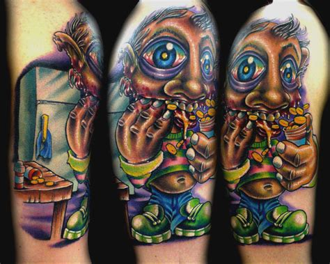 pill tattoo s designs tattoonow