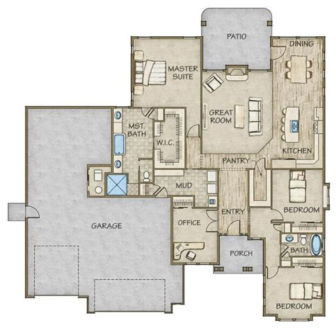 parade of homes floor plans ventura rv by todd cbell custom homes fall parade of