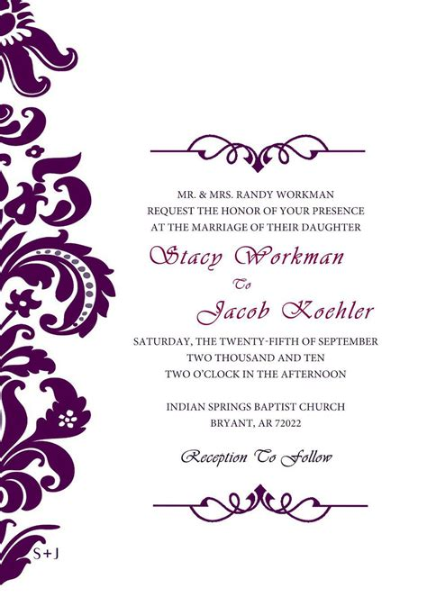 Invitations Cards