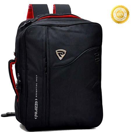 Tas Ransel 3 In 1 Motif Bunga Untuk Sekolah Kuliah Hadiah Tosca palazzo tas ransel 3in1 backpack ransel softcase dan slempang 34685 hitam elevenia