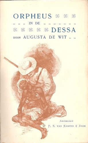 dessa a novel books orpheus in de dessa 1902 edition open library