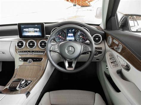 2014 mercedes c class interior mercedes c class drive atthelights