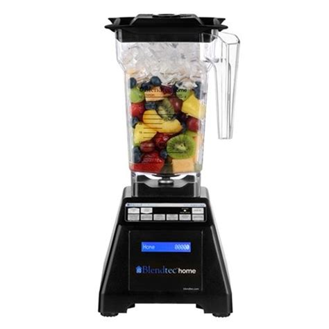 blendtec total blender blendtec total blender classic with fourside jar black import it all
