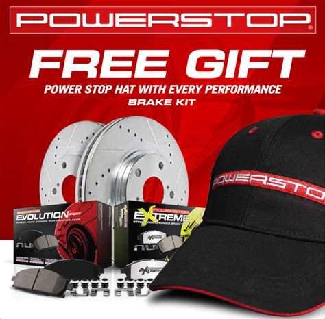 Powerstop Com Sweepstakes - free power stop hat