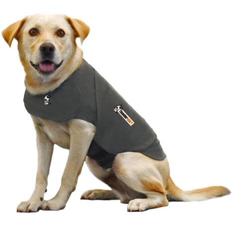 shirts for dogs thundershirt for dogs grey petbarn