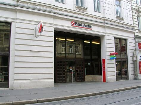 bank austira bank austria bank building societies w 228 hringer str