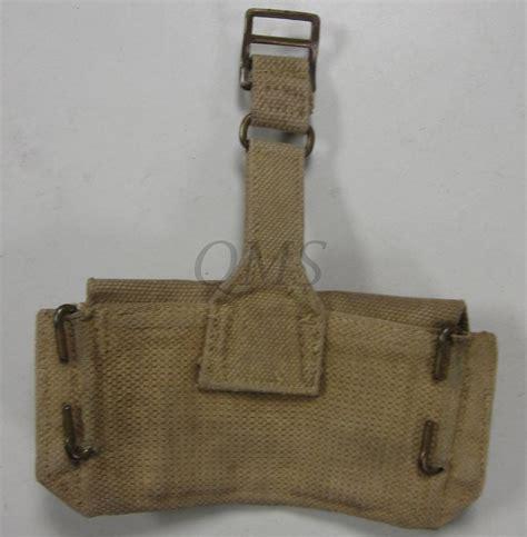 Tas Pouch 3 Layer munitie tas webbing p37 ammo pouch 37 pattern cartridge carrier