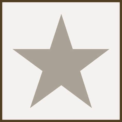 best photos of 12 inch star template 10 inch star