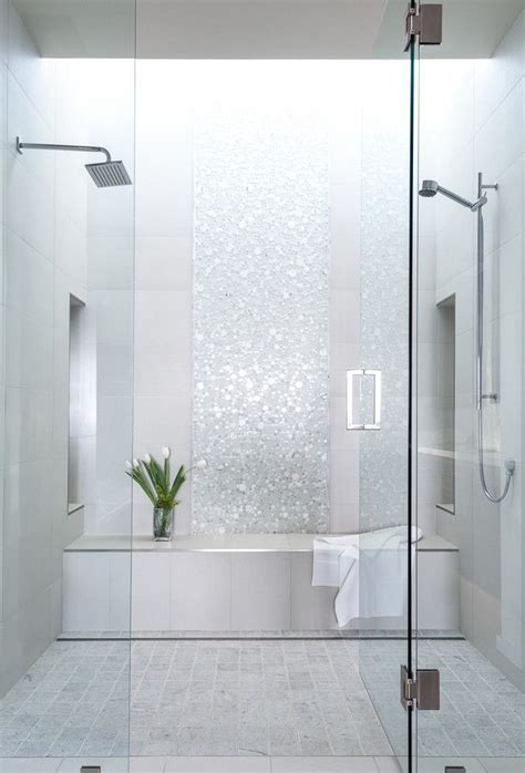 bathroom shower decor the 25 best ideas about double shower on pinterest