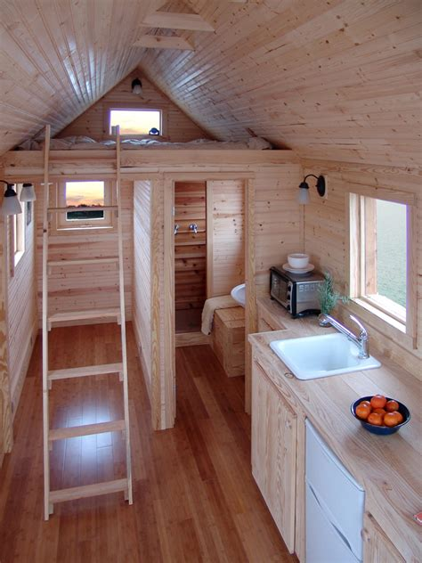 Tiny House Closet by Tiny Houses Usa