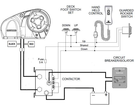 jeanneau wiring diagram wiring diagram with description