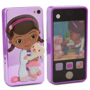 Doc mcstuffins cell phone toy small toys amp more disney store