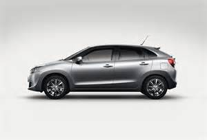 Suzuki Baleno Specifications 2016 Suzuki Baleno Features And Photos Machinespider