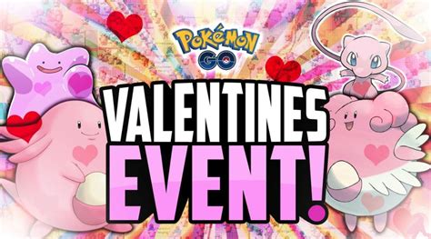 go valentines day go valentines day event 2018 features chansey