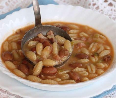 come si cucina la pasta e fagioli pasta e fagioli napoletana ricetta originale